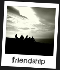 Friendship - when you find comfort in the silence...